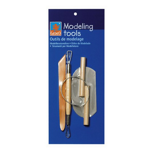 SELECTION 4 OUTILS MODELAGE