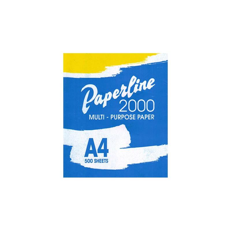 RAME 500F A4 PAPIER REPRO PAPERLINE 80G