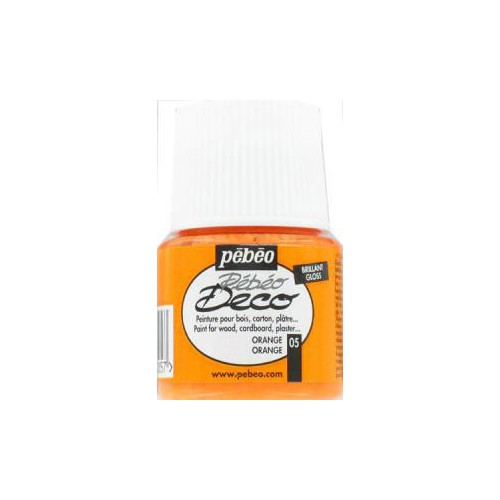 PBODECO BRILLANT 45ML ORANGE