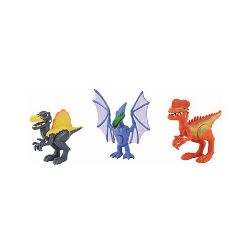 MINI FIGURINE JURASSIC WORLD DINOSAURE A
