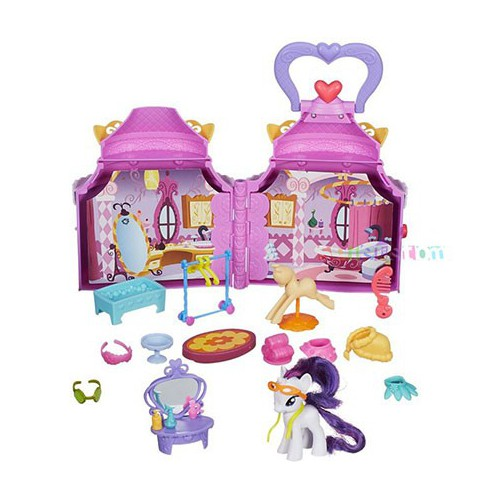 BOUTIQUE DE MODE LITTLE PONEY RARITY