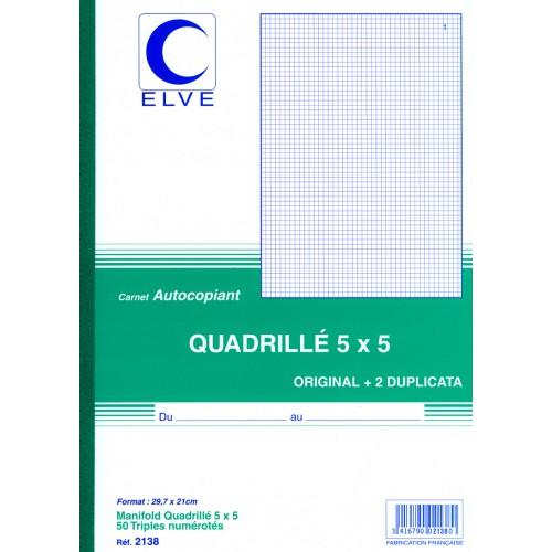MANIFOLD Q5X5 A4 50F TRIPLI NCR
