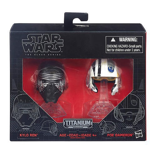 COFFRET 2 MINI CASQUES STARS WARS ASS.
