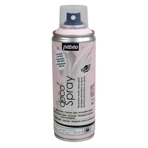 AEROSOL 200ML DECOSPRAY ROSE CLAIR