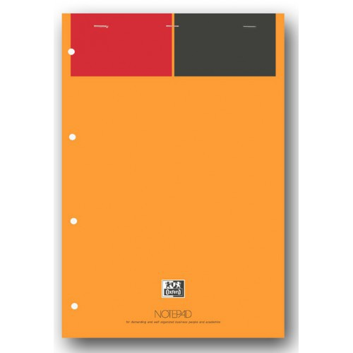 BLOC NOTES A4+ 80P OXFORD LIGNE L6 80G