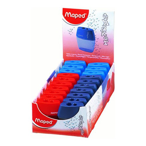 TAILLE CRAYONS RESERVE 2 USAGES SHAKER