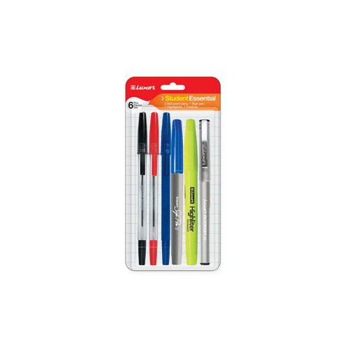 SET ECRITURE 6 PIECES STUDENT ESSENTIAL