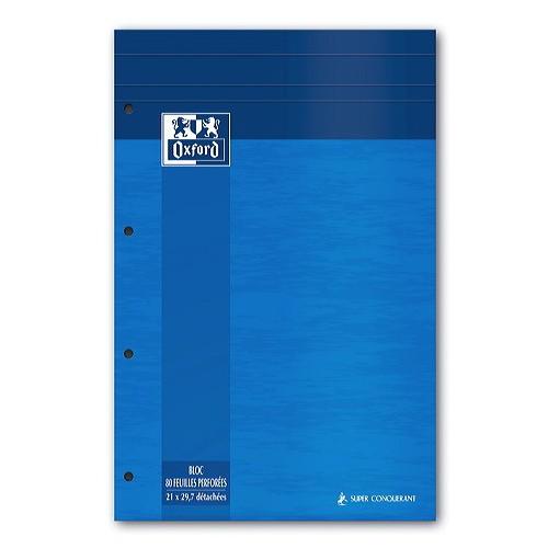 BLOC NOTES 21X31 160P CLASSIQUE SEYES