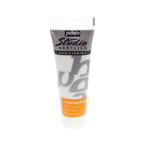MODELING PASTE STUDIO 250ML STUDIO ACRYL