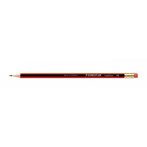 CRAYON PAPIER TRADITION BOUT GOMME
