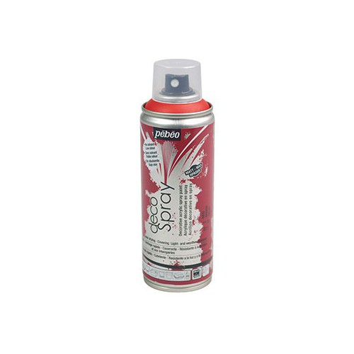 AEROSOL 200ML DECOSPRAY ROUGE