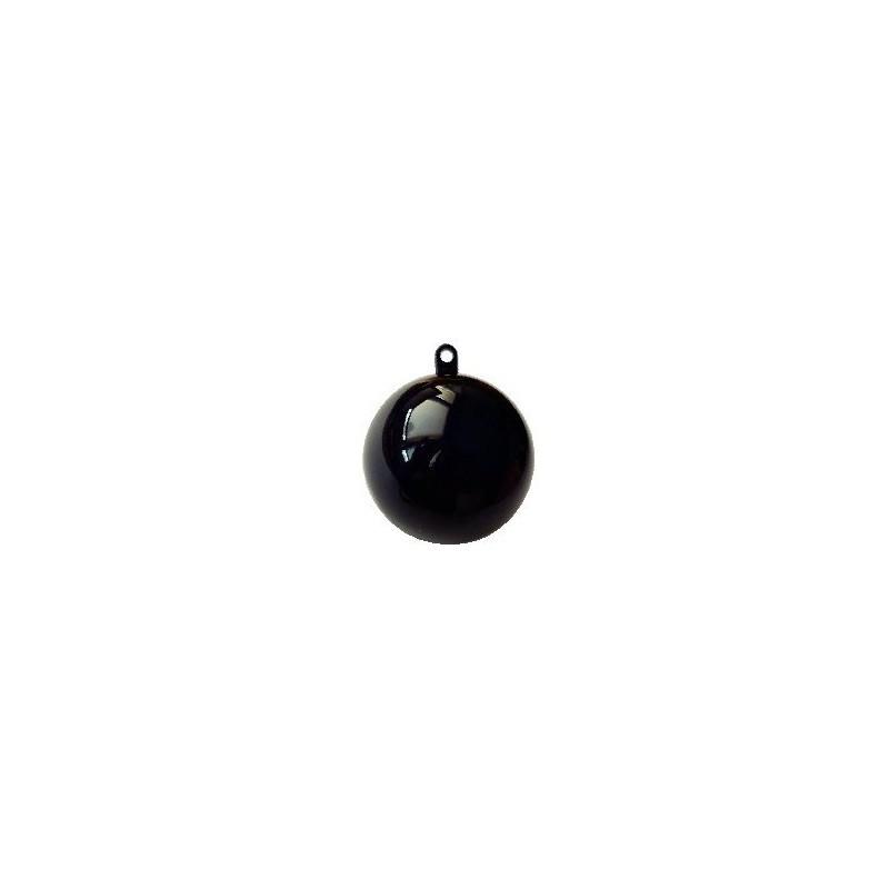 BOULE PLAST.DIVISIBLE D80MM NOIR