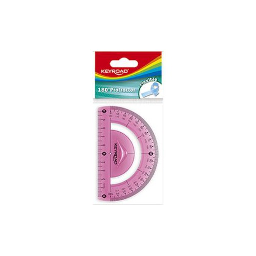RAPPORTEUR FLEXIBLE 180D BASE 10CM