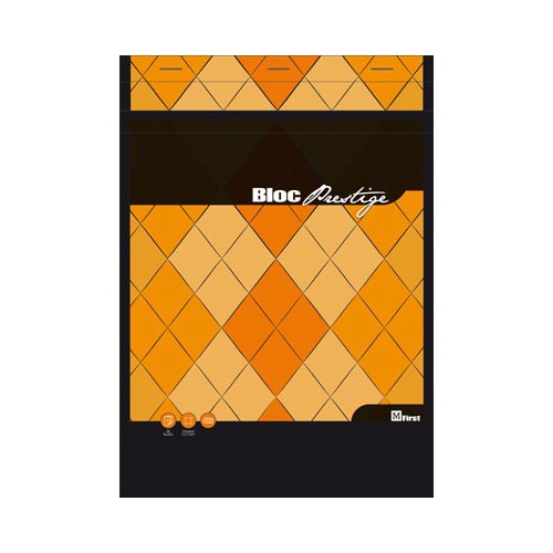 BLOC NOTES A4 80P PRESTIGE Q5X5 80G