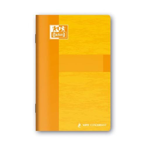 CARNET PIQURE 11X17 96P CLASSIQUE Q5X5