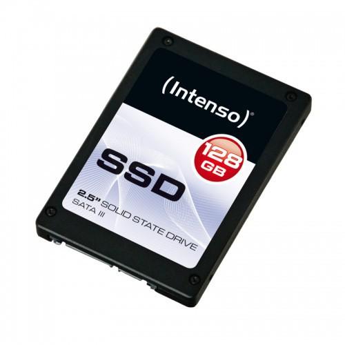 DISQUE SSD SATA III INTENSO TOP 128GO