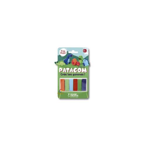 PATAGOM X6 DINOSAURES