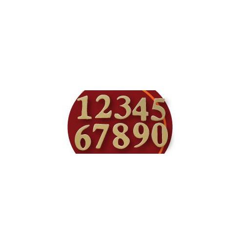SACHET 2X10 CHIFFRES 40MM CARTON