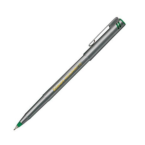 STYLO ROLLER LUXOR MICROPOINT 0.5MM VERT