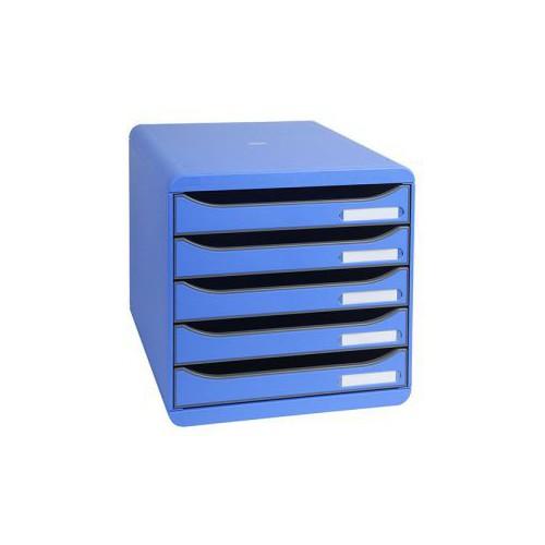 BLOC CLASSEMENT 5 TIROIRS BIG BOX PLUS