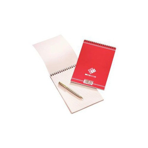 BLOC NOTES 14X21 90P STENO TRAVERS 60G