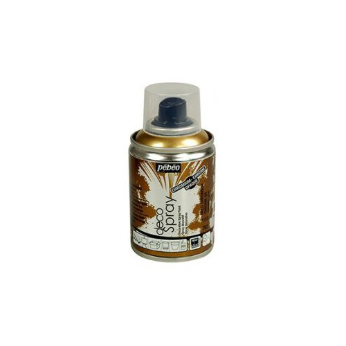 AEROSOL 100ML DECOSPRAY CHROME OR