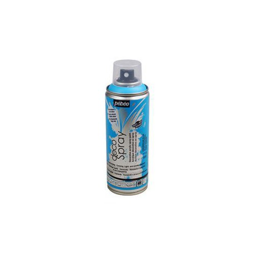 AEROSOL 200ML DECOSPRAY BLEU CARAIBE