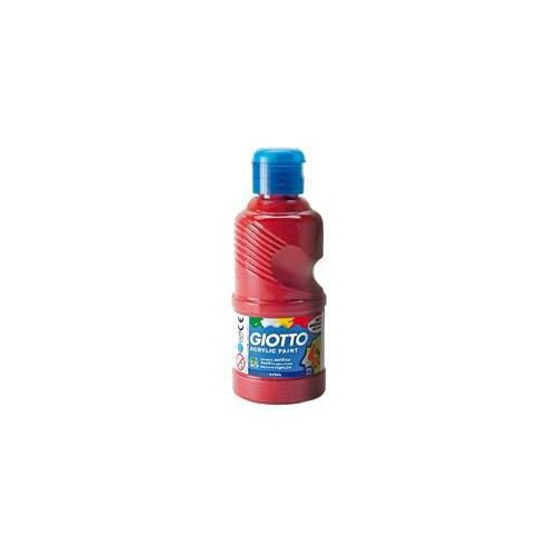 ACRYLIQUE 250ML GIOTTO ROUGE