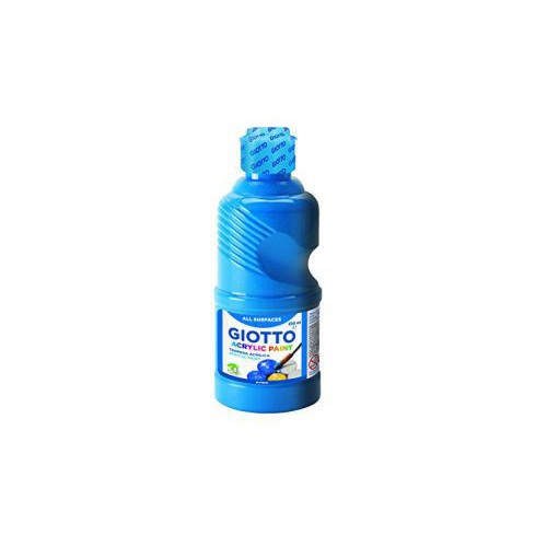 ACRYLIQUE 250ML GIOTTO CYAN