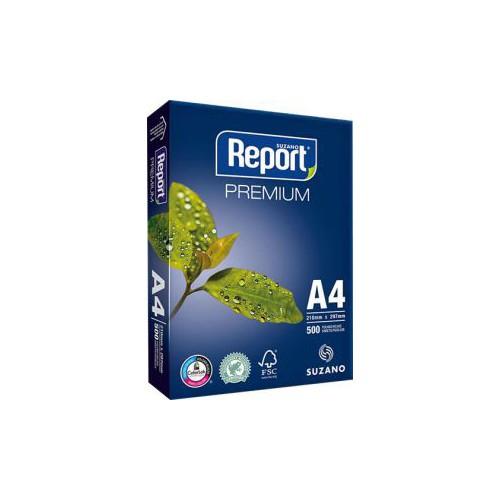 RAME 500F A4 PAPIER REPRO REPORT BLEU