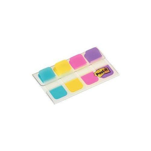 BLISTER 4X10 MARQUE PAGES POST IT VIFS