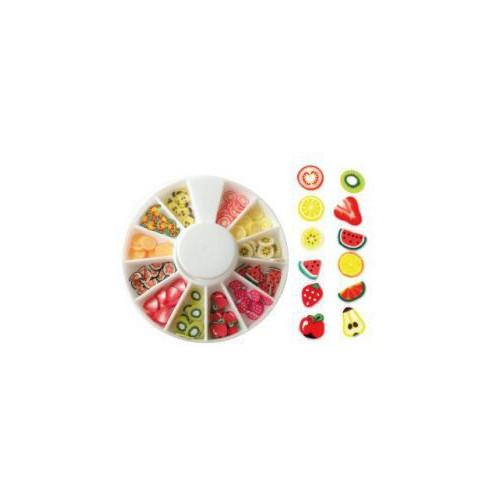 TRANCHE MINI CANE X 120 FRUITS