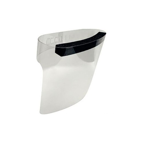 PROTECTION FACIALE 30X22CM PVC CRISTAL