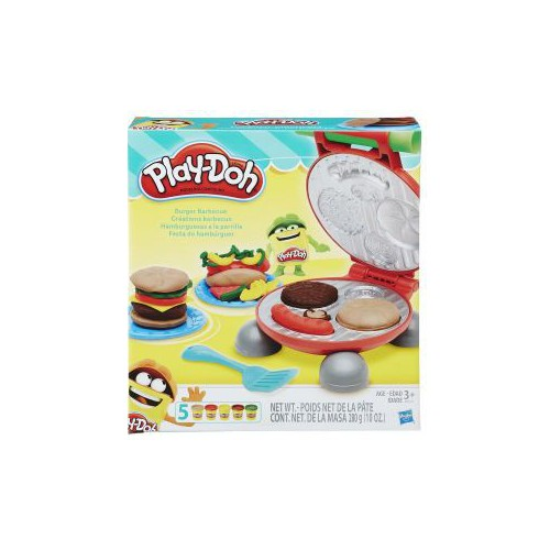 PLAYDOH BURGER PARTY