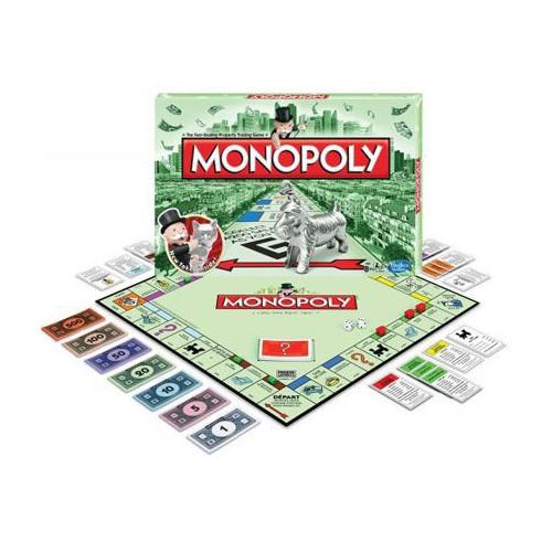 JEU DE SOCIETE MONOPOLY CLASSIQUE