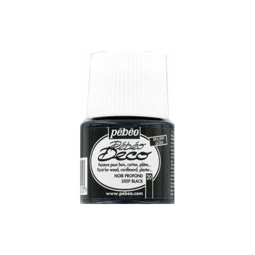 PBODECO BRILLANT 45ML NOIR
