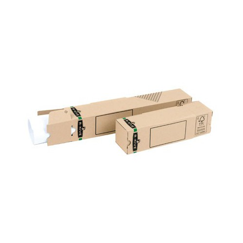 TUBE EXPEDITION A3/A4 CARTON CARRE