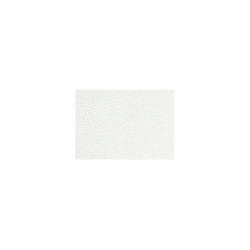 PAPIER MALLORY 68X100 PELLAQ BLANC