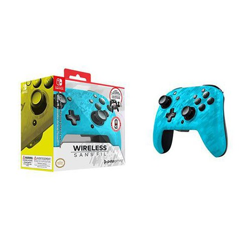 MANETTE SANS FIL NINTENDO SWITCH CAMO