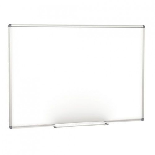 TABLEAU BLANC EMAILLE 60X90CM NOBO