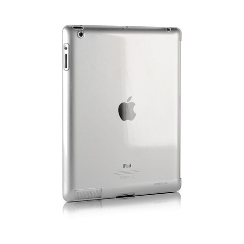 COQUE RIGIDE IPAD 3&4 VERGE CRISTAL