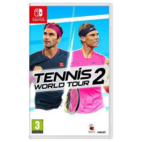 JEU NINTENDO SWITCH TENNIS WORLD TOUR 2