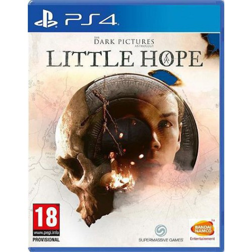 JEU SONY PS4 LITTLE HOPE