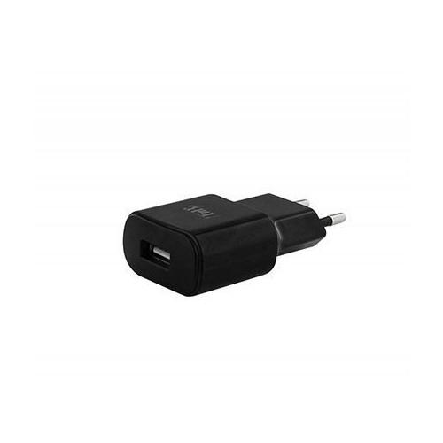 CHARGEUR SECTEUR USB 2.4A TNB NOIR