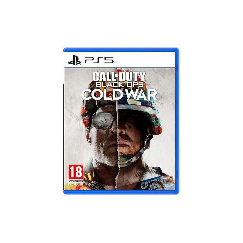 JEU SONY PS5 CALL OF DUTY BLACK OPS COLD