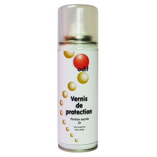AEROSOL 125ML OR NACRE INFLAMMABLE