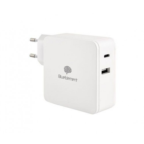 CHARGEUR USB-C NOTEBOOK 60W BLANC
