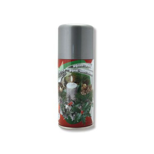 AEROSOL 150ML ARGENT INFLAMMABLE