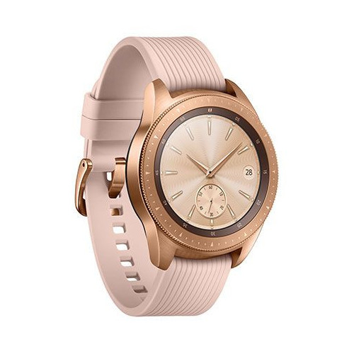 MONTRE CONNECTEE R810 SAMSUNG ROSE OR