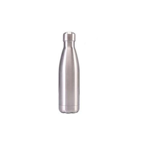 GOURDE BOUTEILLE ISOTHERME 500ML ARGENT